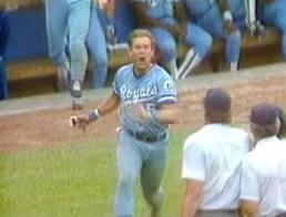 Pine Tar incident 1983