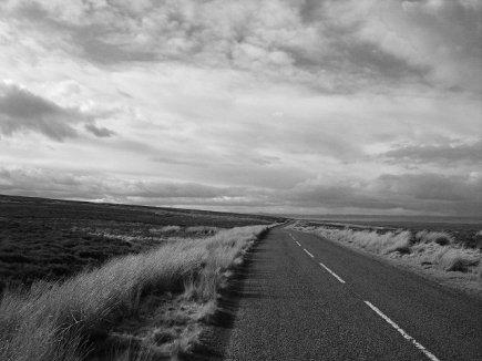 """Open Road"" by Richard Webb via WikiCommons (CC BY-SA 2.0)"