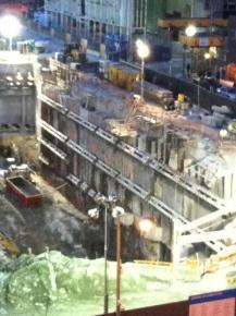 Ground Zero March 2012