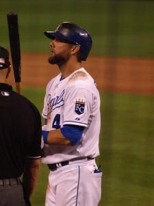 Crazy Sports Fan? Who Me? Royals Baseball Alex Gordon