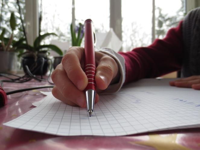 writing school
